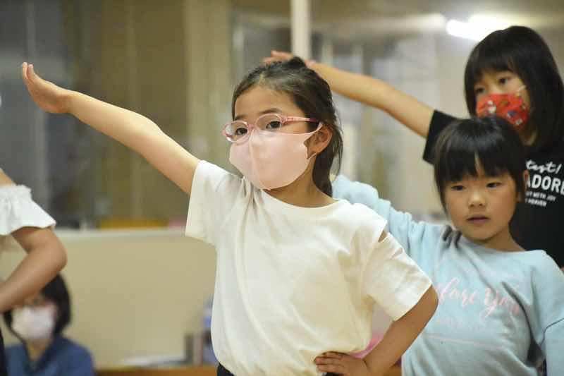 nanoミュージカルスクールの生徒